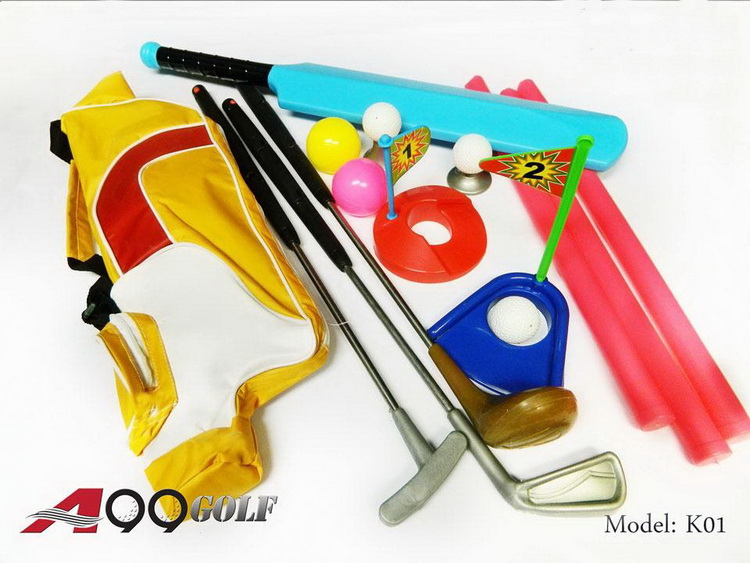 Deluxe Golf Set for Kids