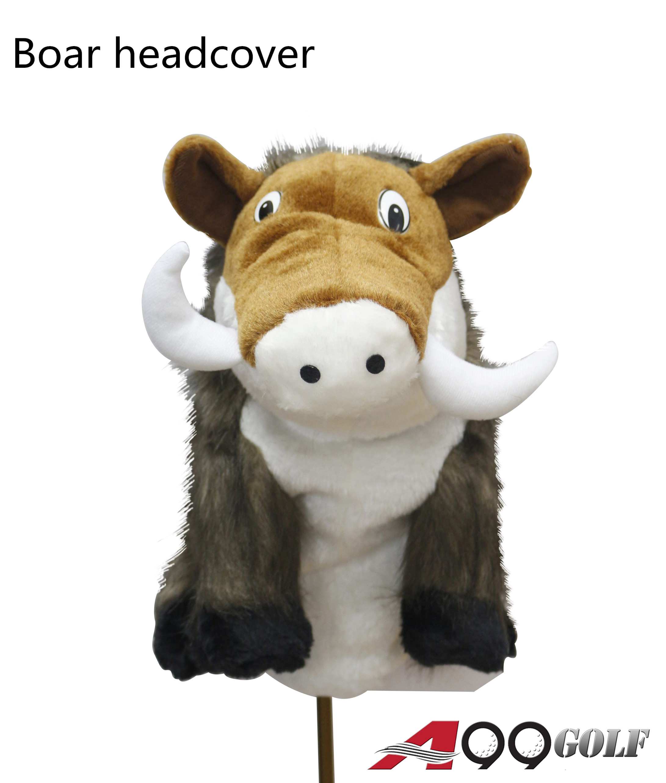 Boar head cover 0