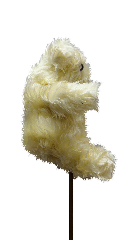 Polarbear head cover 2