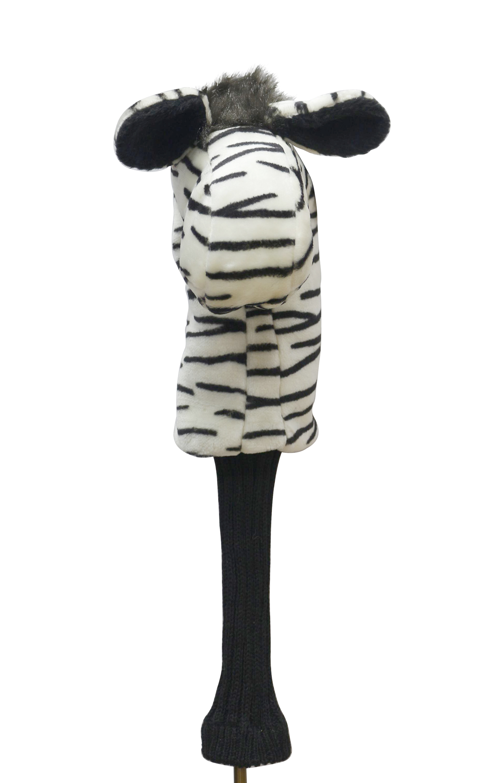 Zebra head cover 2